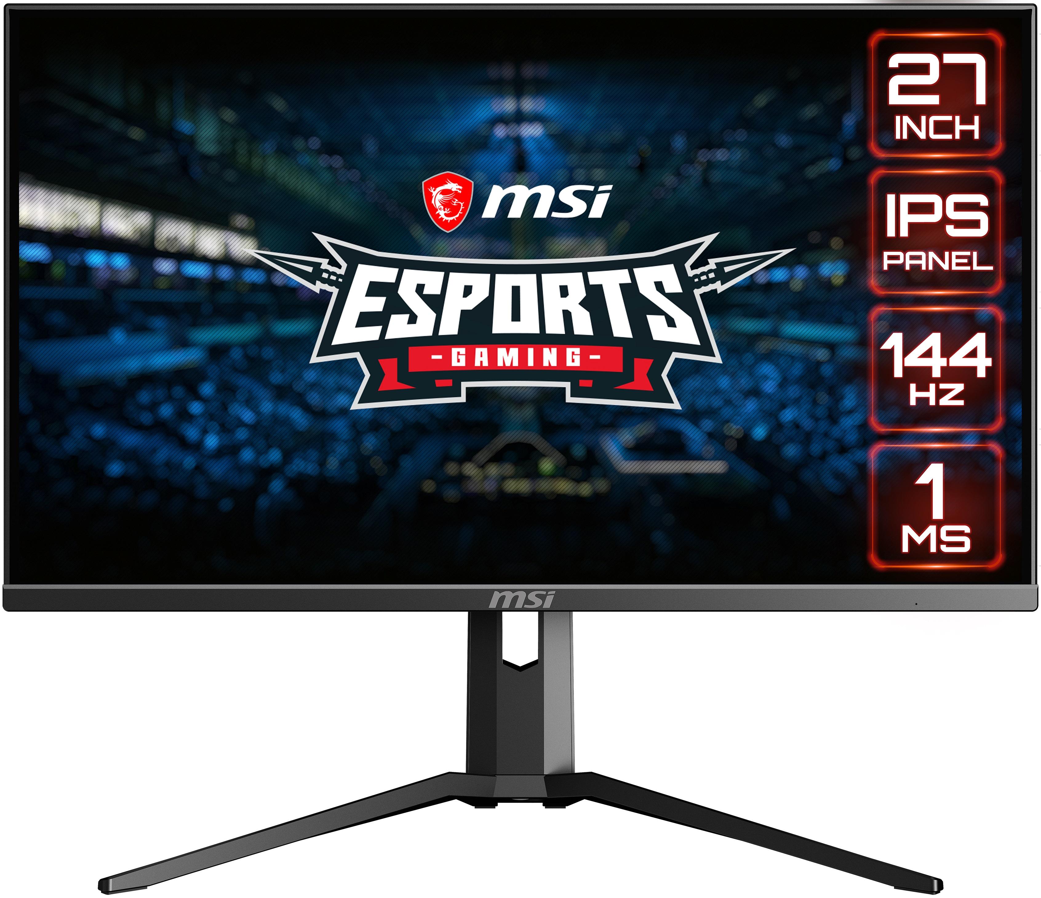 "MSI Optix MAG273R 27"" HDR ready Flat Gaming Monitor, 144Hz/1"